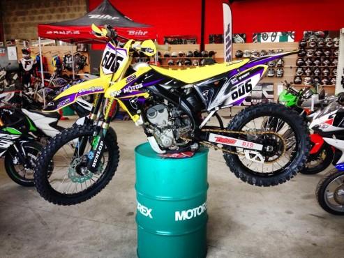MOTO DU JOUR: 250 RM-Z «SRP Motos»