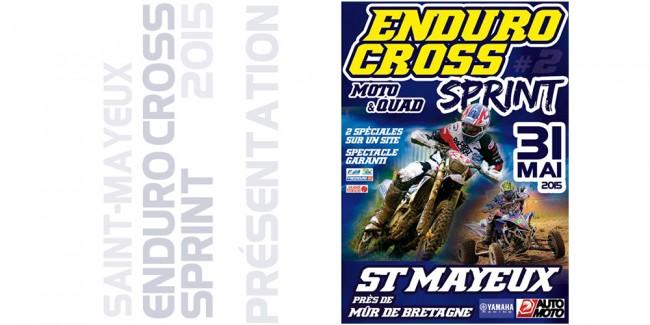 ENDURO CROSS SPRINT St-MAYEUX: Infos et engagements