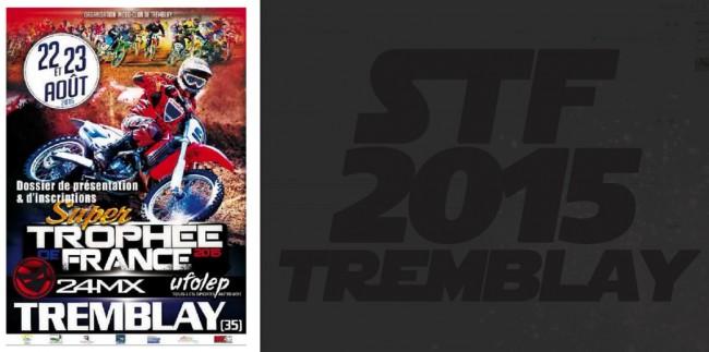 STF TREMBLAY 2015: Les engagés