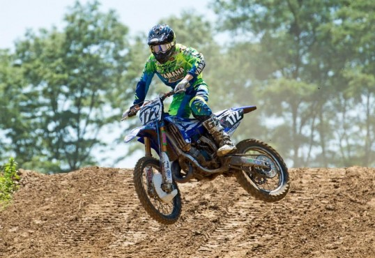 NATIONAL MX2: Mathys Boisramé brille à Iffendic