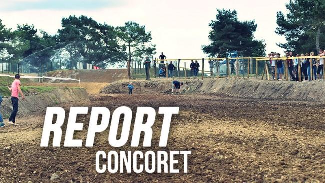 REPORT: Concoret 2015