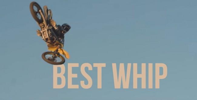 KROC 2015: Le concours de Whip amateur en vidéo
