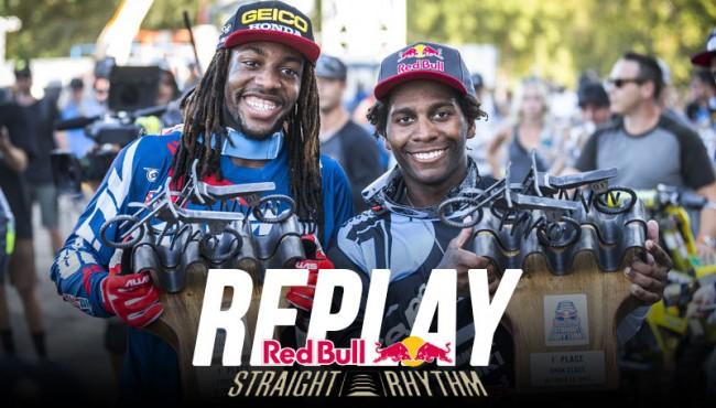 REPLAY: Revivez le Red Bull Straight Rhythm 2015