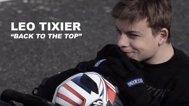 BACK TO THE TOP: LEO TIXIER