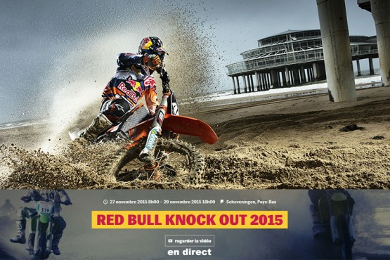 LIVE: Suivez le Red Bull Knock Out 2015 en direct