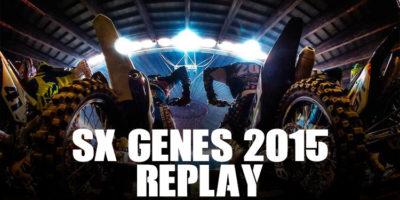 REPLAY: Les finales du SX de Gênes 2015