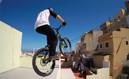 VIDEO: Danny MacAskill – Cascadia