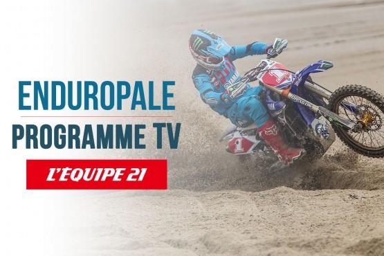 ENDUROPALE 2016: Le programme TV