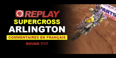 REPLAY SX US 2016: Arlington en Français