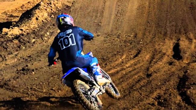 VIDEO: 2016 Yamaha YZ250