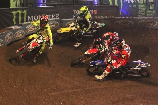 Video: la perte du titre Arenacross de Cédric Soubeyras