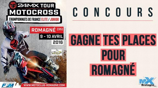 CONCOURS 10 PASS ROMAGNE 2016: les gagnants !
