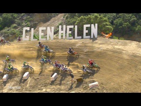 Glen Helen Championnat 2 temps avec Colton Haaker