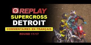REPLAY SX US 2016: Detroit en français 11/17