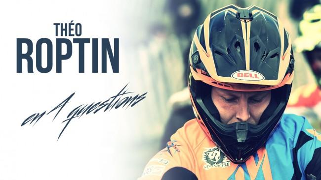 Théo Roptin «Une bonne chute»