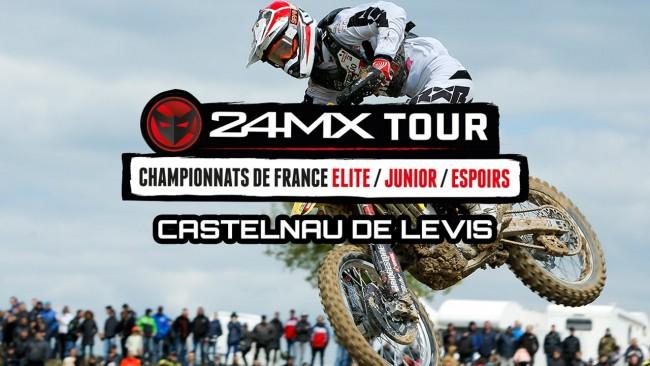 24MX TOUR: Le reportage complet de Castelnau