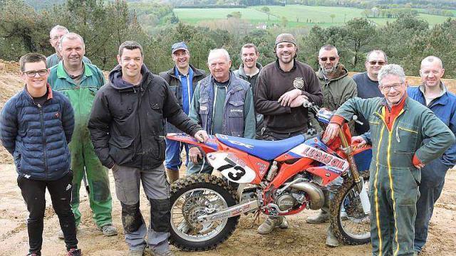 Bignan. Le moto-club prêt pour son 40e motocross | Ouest France