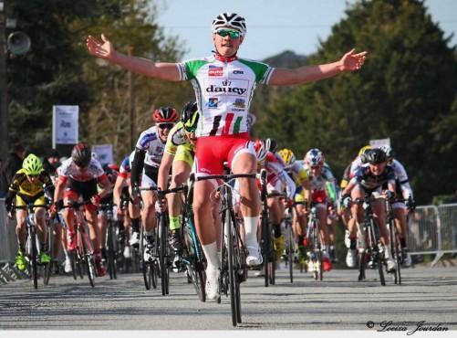 Hugo Le Floch, du MX au vélo