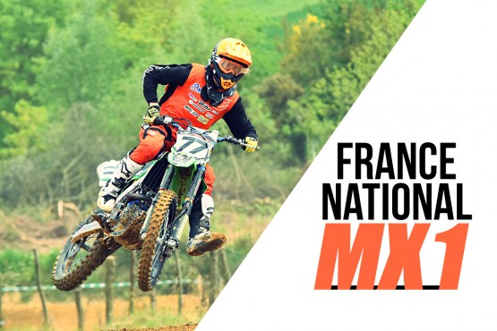 NATIONAL MX1: Adam s'impose à Brou