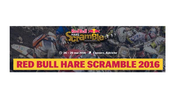 LIVE: Red Bull Hare Scramble 2016
