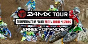24MX Tour – Ernée : Résumé vidéo Dimanche