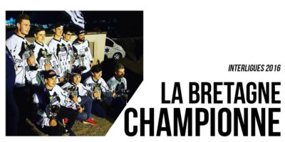 INTERLIGUES OPEN 2016: la Bretagne s'impose !