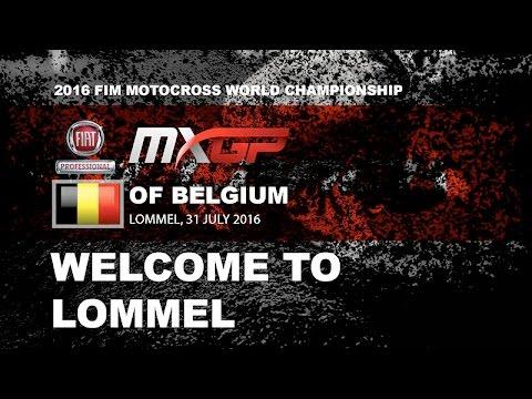 MXGP Belgique – Lommel (Horaires, liens, TV)