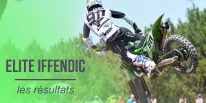 24MX TOUR ELITE 2016: Les résultats d'Iffendic