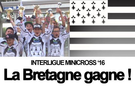 INTERLIGUE MINICROSS 2016: La Bretagne championne !