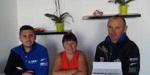 Moto-club de Lanvaux à Saint-Jean-Brévelay : retour en force pour la moto! Article «La Gazette»