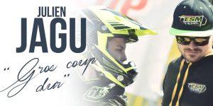CFS '17 Julien JAGU «Gros coup dur»