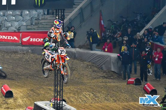 SX LILLE : Report photos 1er jour