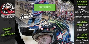 SUPERCROSS LILLE '16: Grand jeu concours !