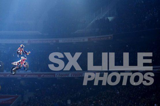 PHOTOS: Le supercross de Lille 2016 en images