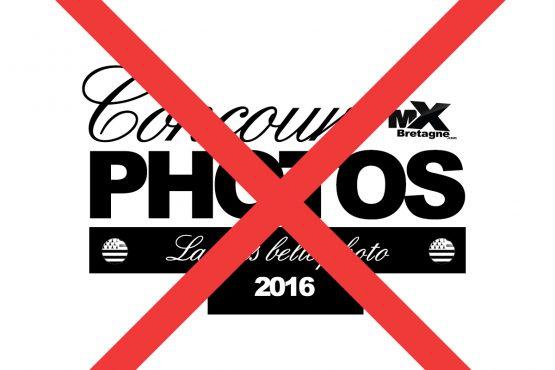 CONCOURS PHOTOS 2016: Envoyez vos photos