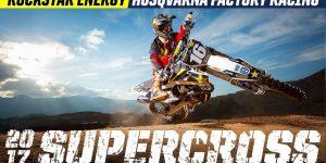 La présentation du Team Rockstar Energy Husqvarna