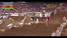 SUPERCROSS US: Les 17 rounds 2016 en 3 minutes