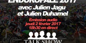 (replay) TALK SHOW: Émission spéciale «Enduropale»