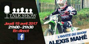 (Replay) TALK SHOW: Jeudi 19 avril avec Alexis Mahé