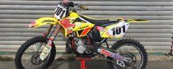 MOTO DU JOUR: 250 RM 2006 «Tolosa»