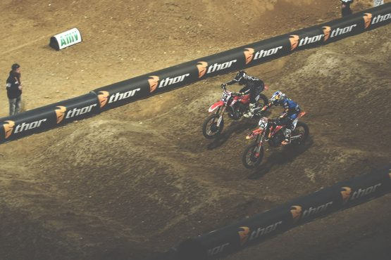 PHOTOS: SUPERCROSS PARIS 2017