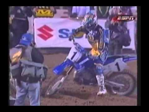 REVIVAL: SX US SAN DIEGO 2001 CARMICHAEL vs MC GRATH