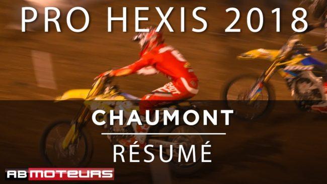 PRO HEXIS SUPERCROSS: Lefrançois tient le cap à Chaumont !