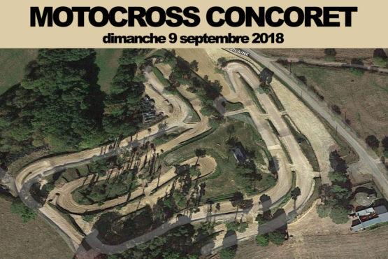[A L'AFFICHE !] Le motocross de Concoret-Paimpont