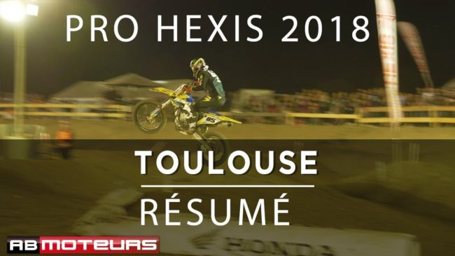 PRO HEXIS 2018: LEFRANCOIS SECOND