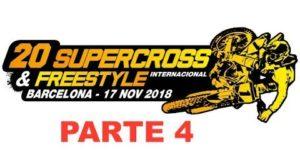 SX BARCELONE 2018: Charles Lefrançois 3ème