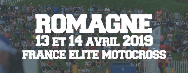 ROMAGNÉ, PREMIER RENDEZ-VOUS BRETON DU 24MX TOUR EN 2019