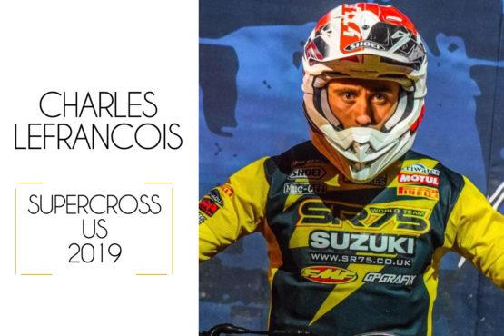 SX US 2019: Charles Lefrançois à Denver