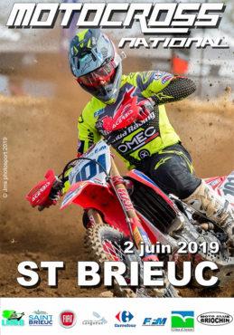 MOTOCROSS ST-BRIEUC: L'ELITE DEBARQUE