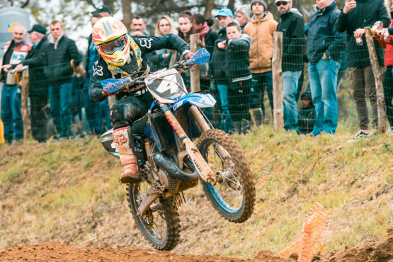 NATIONAL 125cc: R. MORDRET MET LA PRESSION